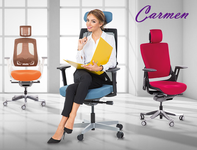 Office chairs Carmen