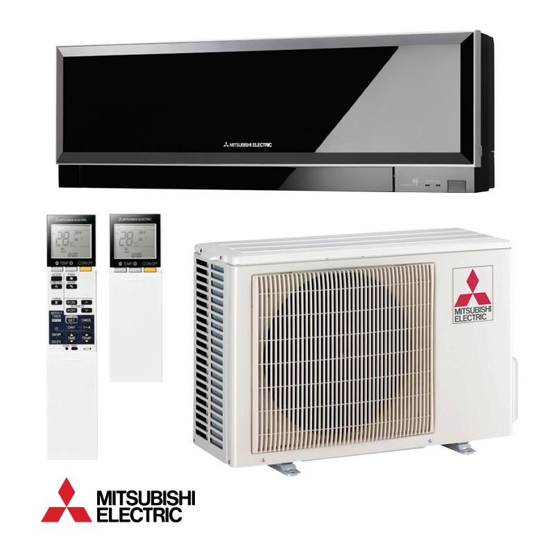 Mitsubishi Inverter Air conditioner User manual