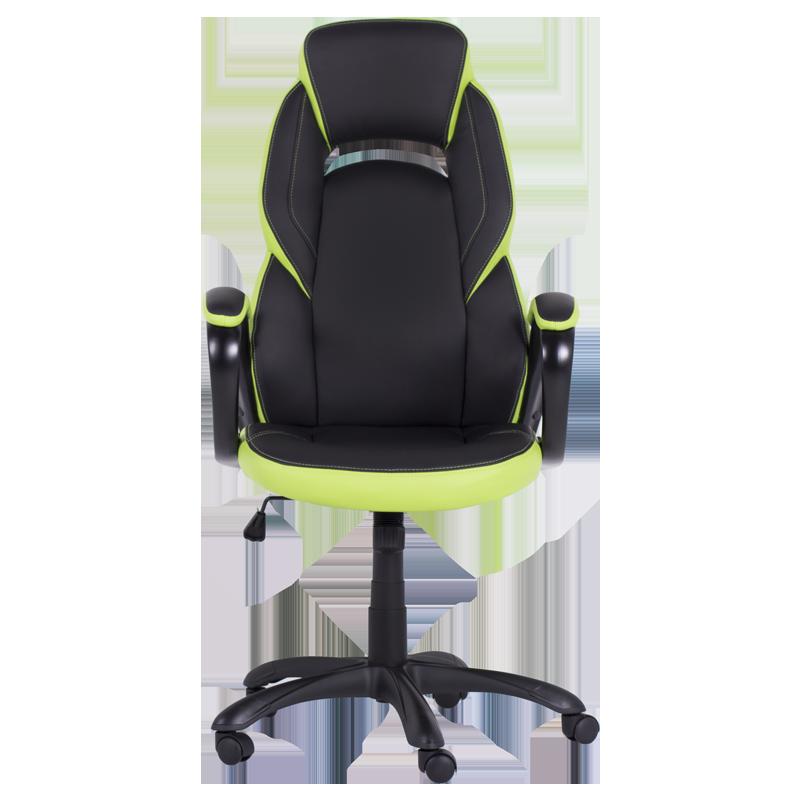president office chair black. President Office Chair Carmen 7511 - Black-green 3. Up Down Black