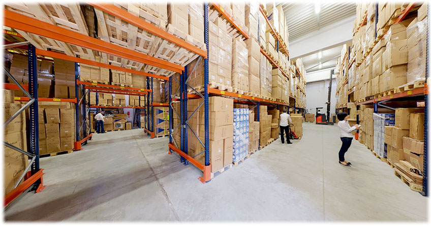 Central Warehouse About Bittel