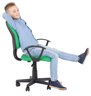 Seat Size The Of Any Kids Desk Or Computer Chair Should Be In Accordance To Kid S Age And Height A Suitable Ensures That Your Has