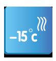 Отопление при -15°C