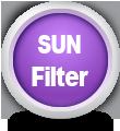 Фотокаталитичен миещ се дезодориращ филтър