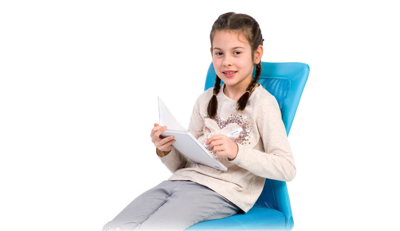 Детски стол Carmen 7021