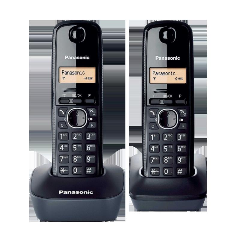 Panasonic Kx Tg1612fxh Price 43 72 Eur Cordless Phones