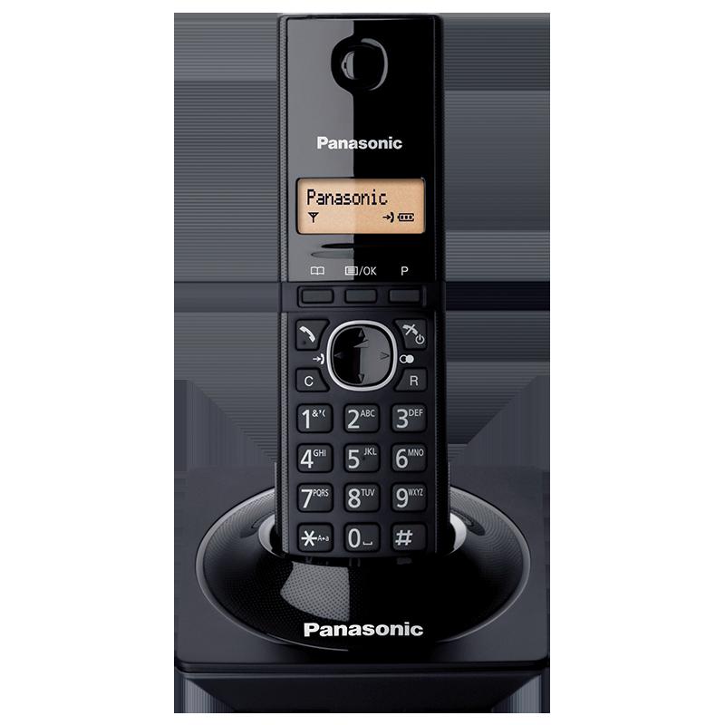 Panasonic Kx Tg1711fxb Black Price 28 22 Eur Cordless