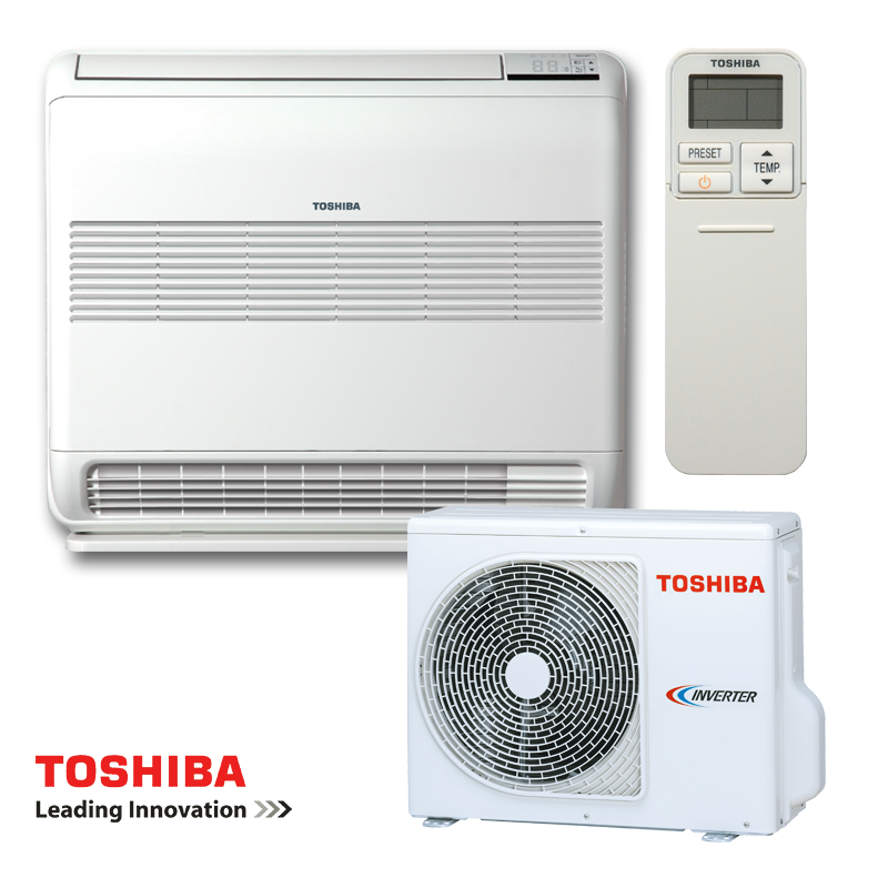 Inverter Air Conditioner Toshiba Bi Flow Ras B18ufv E