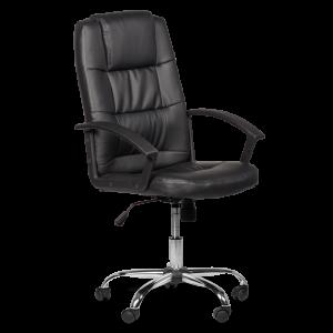 president office chair black. president chair carmen 6076 black 1 office
