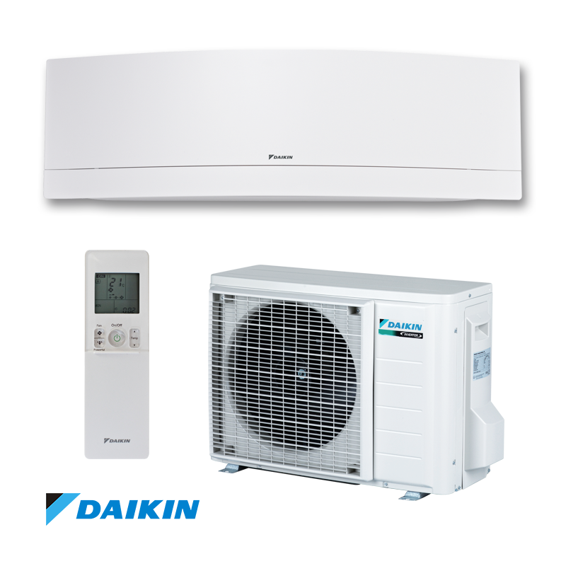 Inverter Air Conditioner Daikin Emura Ftxj35mw Rxj35m