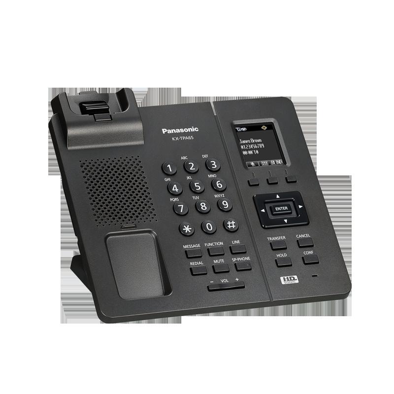 Телефон IP Panasonic KX-HDV330RU SIP Цифр. IP-телефон VoIP Ethernet UpTo 12 SIP/Ether. Line Память 500 Звук HD