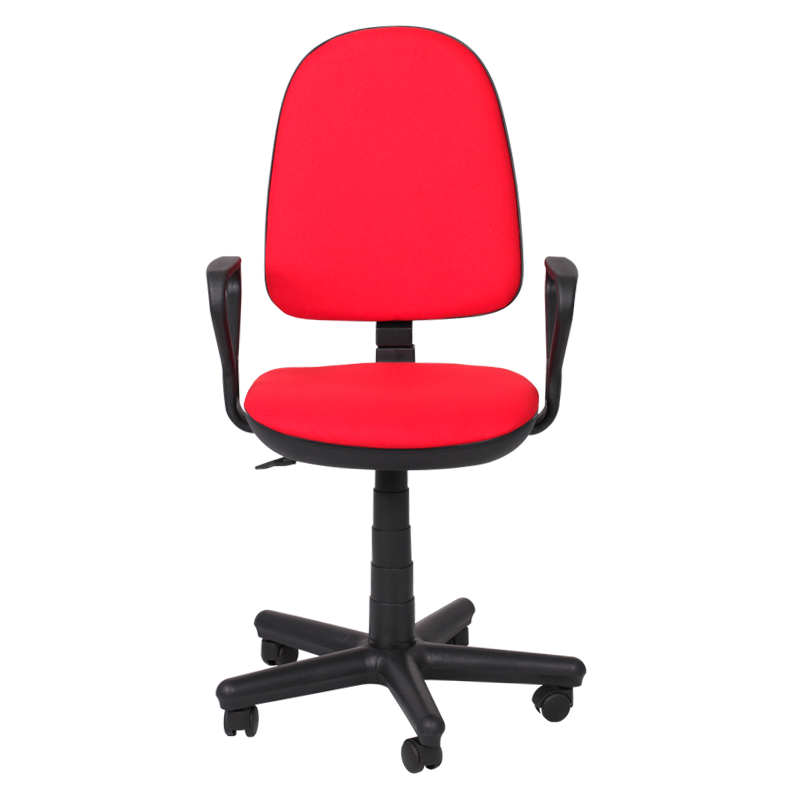 office chair comfort red price eur working