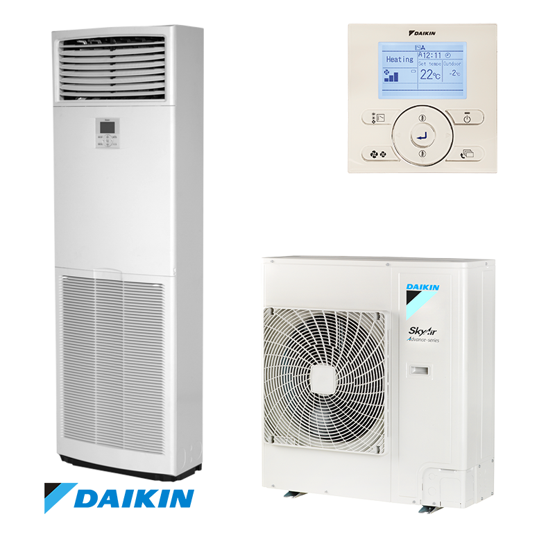 Air Conditioner Daikin Fva140a Rzasg140my1 3 Phase