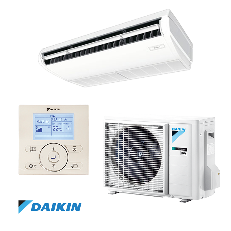 Ceiling Air Conditioner Daikin Fha35a9 Rxm35n9 Price 2045 20 Eur Ceiling Type Professional Air Conditioners Bittel