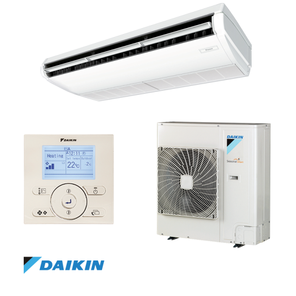 Ceiling Air Conditioner Daikin Fhq100c Rzqsg100l9v1
