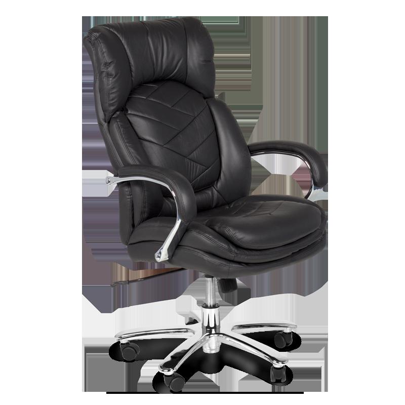 president office chair black. President Chair Carmen 8040 - Black 1 Office