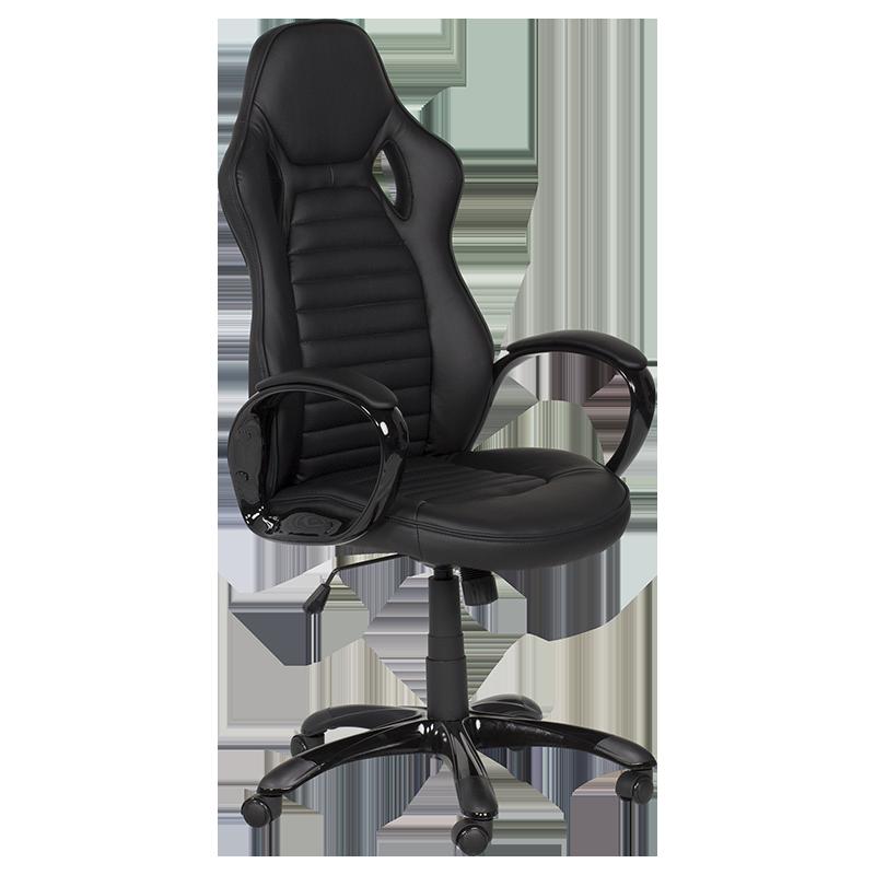 president office chair black. President Chair Carmen 7502 - Black 1 Office E
