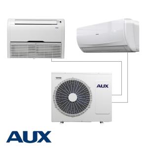 Multi-split system AUX AM2-H18/4DR1 - external unit - 1