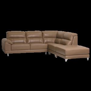 Leather Corner Sofa Caprice Cuccino Price 1650 48 Eur Pure Recliner Sofas Furniture Bittel