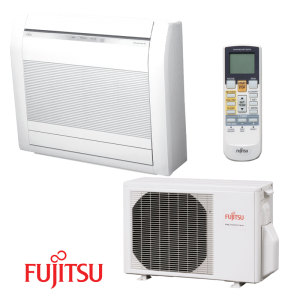 Inverter Air conditioner Fujitsu AGYG12LVCA / AOYG12LVCA Floor standing