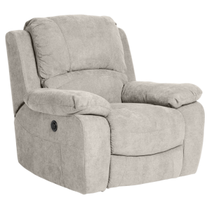 Electric recliner sofa 1-seater GEYA LUX - beige MISS 09