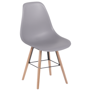 Dining chair Carmen 9957 S - gray - 1