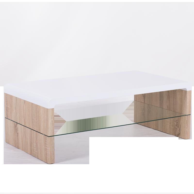 Coffee Table Matrix White Oak 1