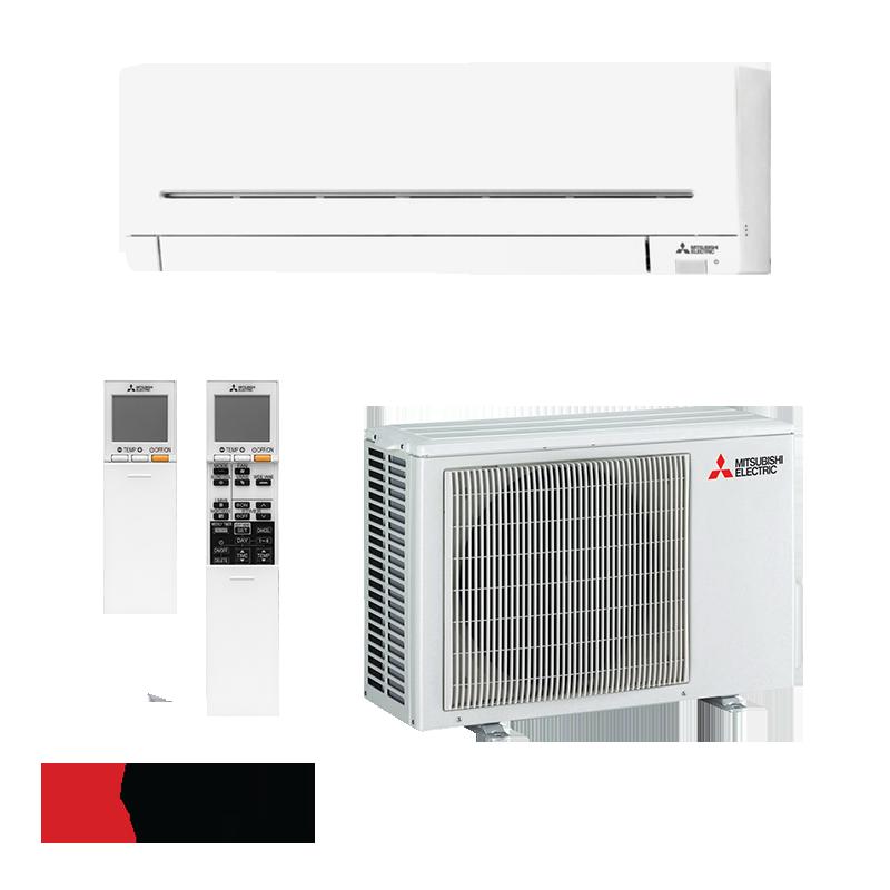 Inverter Air Conditioner Mitsubishi Electric MSZ AP25VG / MUZ AP25VG