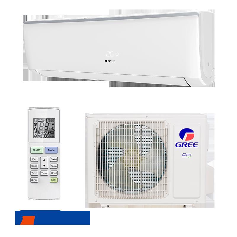 Inverter Air conditioner Gree Bora GWH09AAB / K6DNA4A, price 377 85