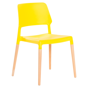 Dining chair Carmen 9967 - yellow