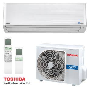 Inverter Air conditioner Toshiba Super Daiseikai 9 RAS-13PKVPG-E / RAS-13PAVPG-E