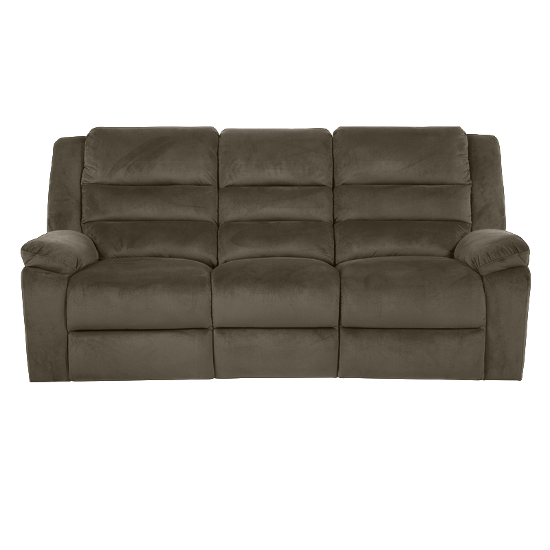 Electric Recliner Sofa 3 Seater Apolon, Reclining Sofa Bed Couch