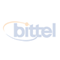 Leather recliner sofa 2-seater TALIA - dark brown