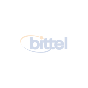 Folding plastic garden table LADIN 75 - orange