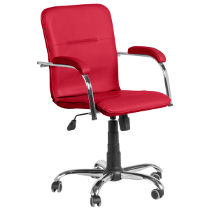 Working chair SAMBA RC - red SC